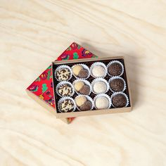 Brigadeiros are truffle-size chocolate balls made simply with condensed milk, butter, and chocolate. They bring back our fondest childhood memories.