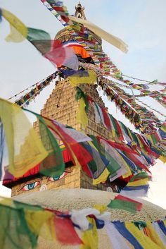 Boudhanath is one of the holiest Buddhist sites in Kathmandu, Nepal. The…