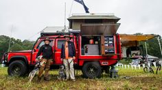 Shane and Sandra Young of Aussie Expeditions have built one of the most impressive Land Rover Defenders we've ever seen. The couple has a passion for explora...