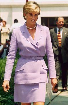 Favorite Diana Gowns Dresses and Suit Spam: Lavender Suit 13-14