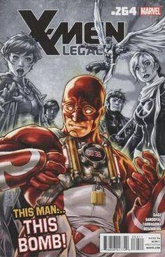 X-Men Legacy No 264 / 2012  £1.05
