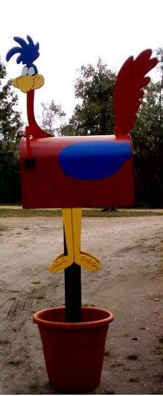 roadrunner mailbox