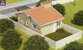 Casa - 2 Quartos - 52.5m²
