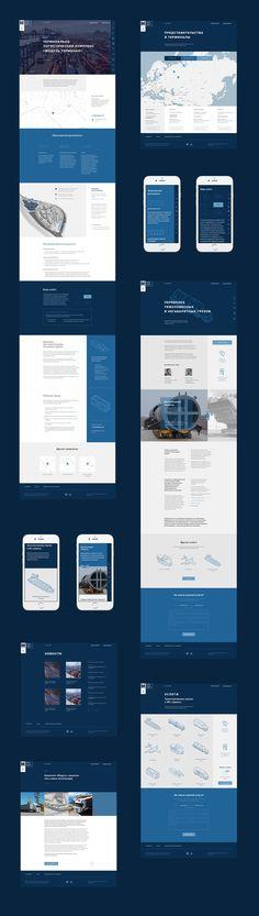 MODUL on Web Design Served