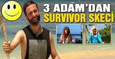 Survivor 2016 3 Adam Skeçleri Yayınlandı! İZLE