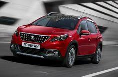 Nouvelle Peugeot 2008 : la version restylée se dévoile