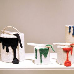 Exposition 100% laine aux Ateliers d'Art de France