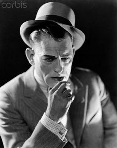 Actor Lon Chaney