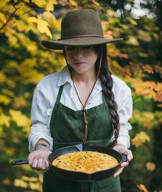 Eva Kosmas Flores + Adventures in Slow Living — folk Sin Gluten, Slow Living, Brown Butter, Fun Cooking, Caramelized Onions, Butternut Squash, Cinnamon, Blueberry, Good Food