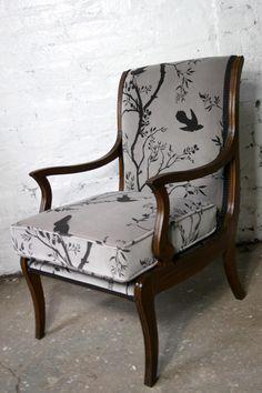 Chair. Furniture - Timorous Beasties
