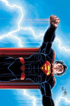 """Superman. The Final Days of Superman, Part 1. """"This Mortal Coil"""" Vol.3 #51 Variant Cover) By: John Romita, Jr."""