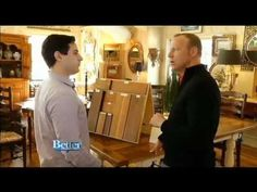 Middlebury Consignment offers custom made-to-order furniture! Scot Haney, host of WFSB's Better Connecticut visits with Dean Yimoyines about this wonderful opportunity to get furniture that suits your needs!