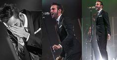 Marco Mengoni all'Auditorium di Roma per l'Anteprima Tour