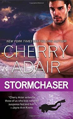 Stormchaser (Cutter Cay) by Cherry Adair - Romantic Suspense Book