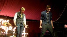 Neil Patrick Harris Joins Marcus Monroe On Stage