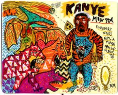nicholas mirakian_ Kanye Monsta.