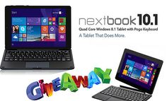 Nextbook 10.1 Tablet Giveaway - Bay Area Mommy