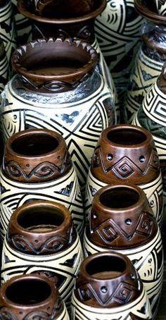 Cerâmica da Ilha de Marajó - Pará - Brasil