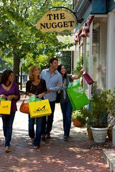 Boutique Shopping in Alexandria,VA