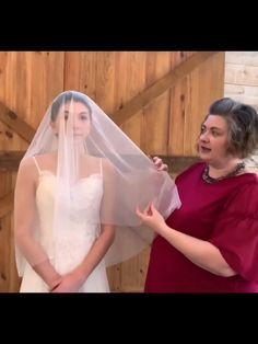 Introduce the blusher option of the cathedral veil TSDZ002 Wedding Veils, Bridal Veils, Hair Wedding, Wedding Dresses, Kardashian Wedding, Kim Kardashian, Chapel Length Veil, Wedding Hairstyles With Veil, Bridesmaids And Groomsmen