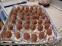 Meatball Appetizer | #Recipes