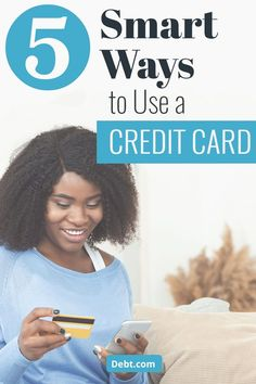 Credit cards don't have to lead to financial woes when you're smart about how you use them. Build Credit, Good Credit Score, Financial Stability, Finance Tips, Free Money, Cards, Maps, Playing Cards
