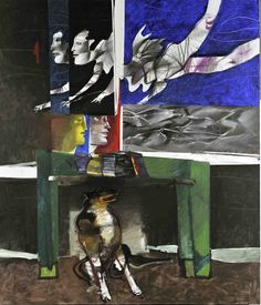 Δημήτρης Μυταράς... Eργαστήριο, 1993