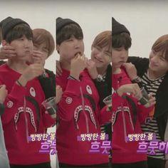 Read from the story 100 fotos del Vhope. Taehyung: JAJAJ amor te vez chistoso así esos cachetitos me. Jhope, Taehyung, Bts Bangtan Boy, Namjin, Jung Hoseok, Jikook, Vhope Fanart, Seokjin, Smile Everyday