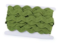 The wide ric rac ribbon is one of the striking braids. It is especially popular for decorating dresses, skirt… STOKLASA - here for you since 1990 Ribbon Diy, Braids, Costumes, Pillows, Sewing, Skirts, Clothes, Dresses, Fashion