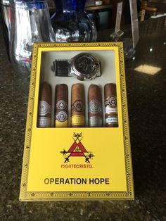 Fathers Day around the corner Pick up your Montecristo Cigars Fathers Day collection.  #duh