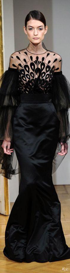 Fall 2016 Haute Couture - Yulia Yanina