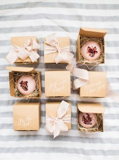 DIY Bath Bombs from Rhiannon Bosse is part of Bath bomb packaging - Bath bombs diy - Bath bomb gi Bath Bomb Packaging, Diy Wedding Gifts, Trendy Wedding, Wedding Cakes, Wedding Venues, Wedding Rings, Vintage Wedding Favors, Wedding Vows, Best Bath Bombs