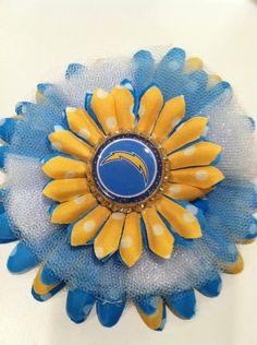 Custom Hair Clip by www.spillthebeansetc.com