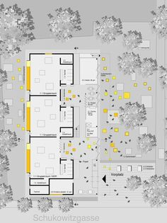 Since 1998 the Web Atlas of Contemporary Architecture Education Architecture, Architecture Student, Architecture Drawings, Sustainable Architecture, Architecture Plan, Architecture Mapping, Architecture Visualization, Kindergarten Interior, Kindergarten Projects