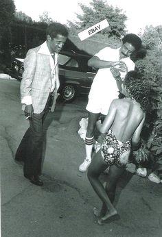Sammy Davis Jr. & Richard Pryor