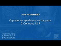 4 de novembro – Devocional Diário CHARLES SPURGEON #308