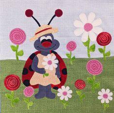 **FREE** Dottie's Garden - Block Pattern Pattern Blocks, Quilt Patterns, Block Patterns, Garden Blocks, News Website Design, Make You Smile, Service Design, Free Pattern, Whimsical