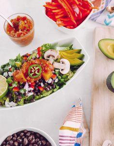 Viva la fiesta!! ;) #fajita #healthy #healthyfajitarecipe
