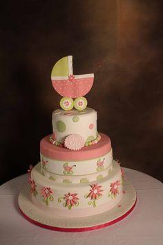 Newborn cake.