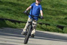 How does a Rider Keep a Bike Balanced?  Kids Bikes.  #prevelobikes
