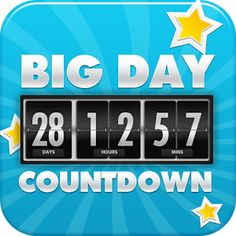 Big day Countdown app.