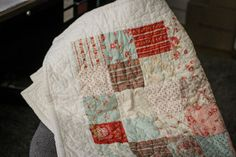 The Freckled Fox : Sew and Tell Link-up