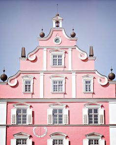 Baroque German architecture.