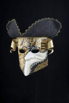Musical Bauta Venetian Mask For Sale http://www.originalveniceshop.com