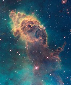 12 Imagens espetaculares do espaço que você não consegue ver, mas o Hubble sim!