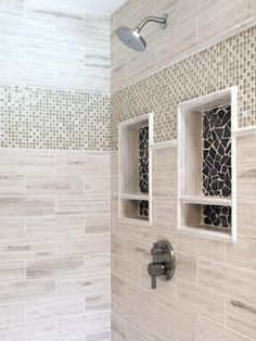 Great contemporary walk in shower with even better shower faucet ~ http://walkinshowers.org/best-shower-faucet-reviews.html