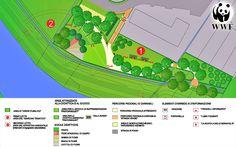"""Il progetto del """"Giardino Didattico"""" per l'infanzia."""