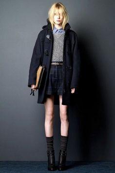 tomboy/school girl
