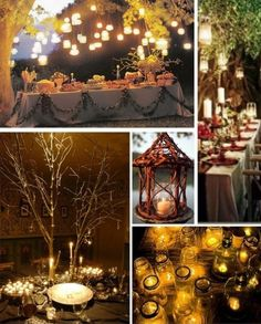 "Midsummer Night's Dream Wedding Theme | The theme of the wedding used to be ""A Midsummer Night's Dream"" but ..."