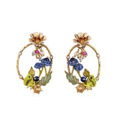 Collection La Vie des Fleurs . Les Néréides Paris //